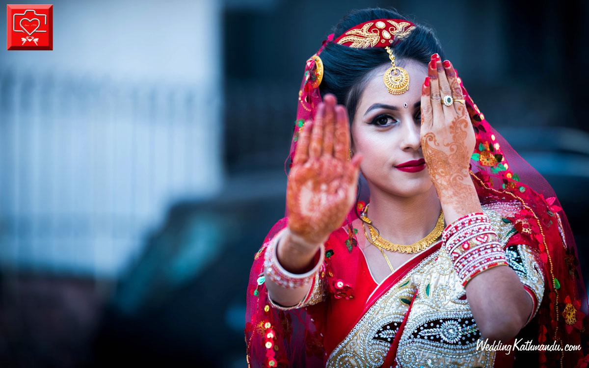 Bride : Aakriti Dahal Groom :Suman Pokharel
