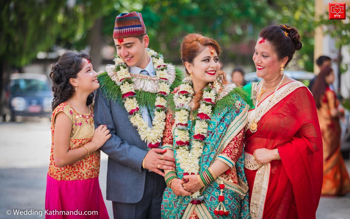 Bride: Dr. Sadikshya Adhikari & Groom: Ashutosh Pant