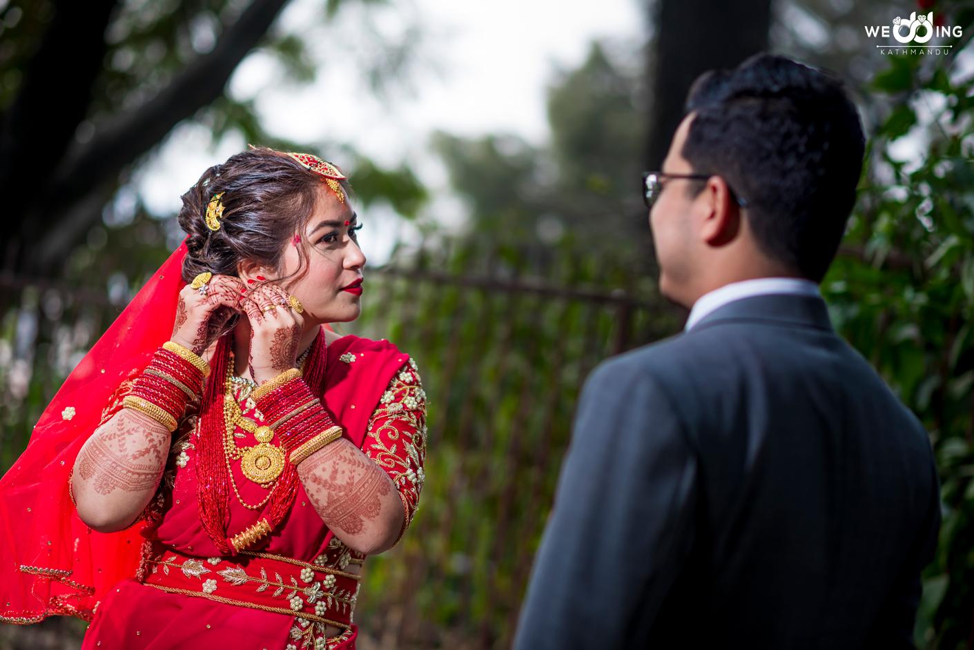 Prakash & Barsha