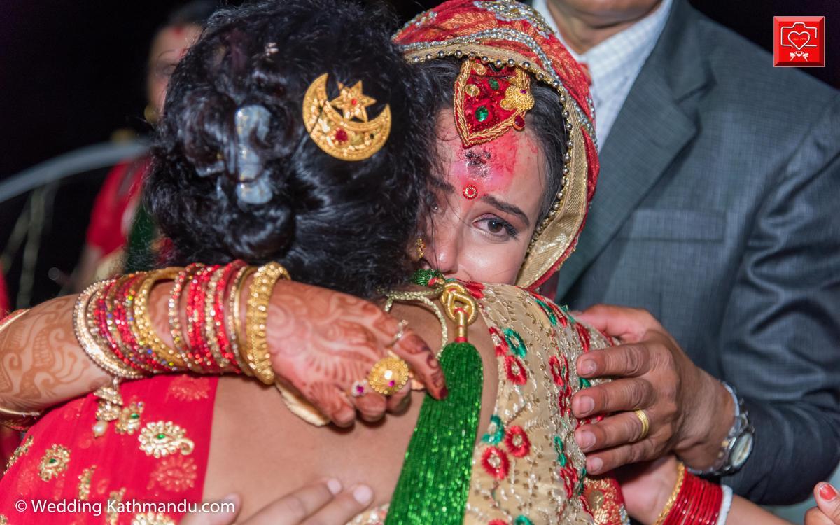 Rahul Mahat Wed Amrita Banjara 2017