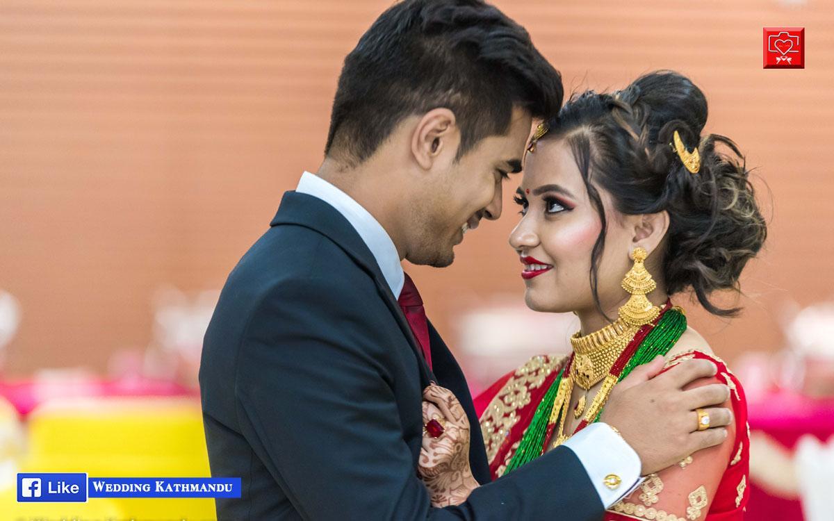 Rahul Mahat Wed Amrita Banjara
