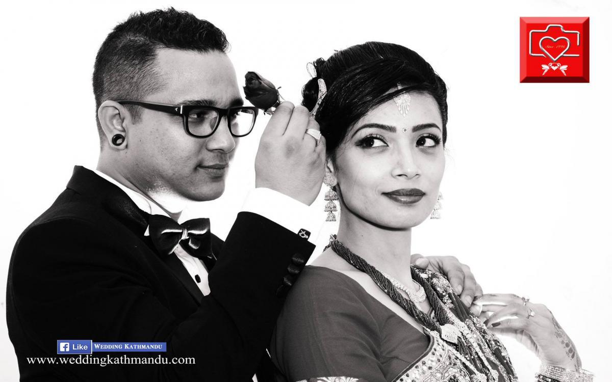Wedding Kathmandu -Groom:-Dipesh Nagarkoti Bride:- Sonam Suwal