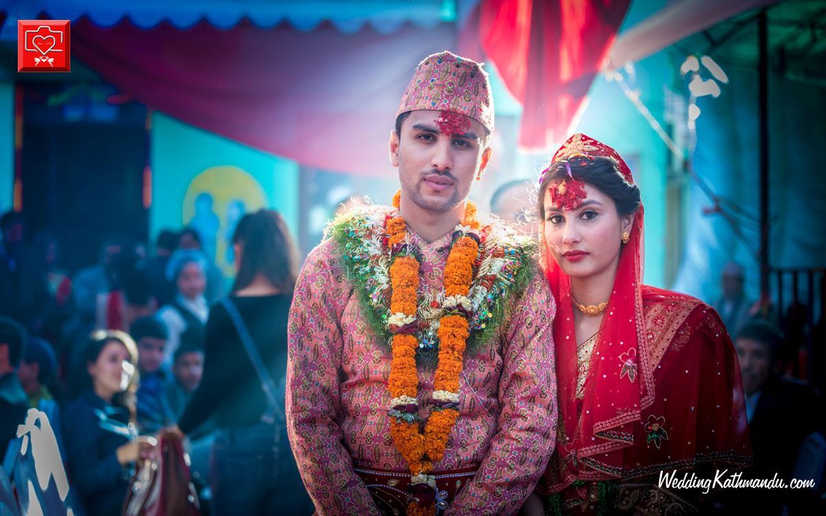 Anima Dhakal & Darpan Gautam