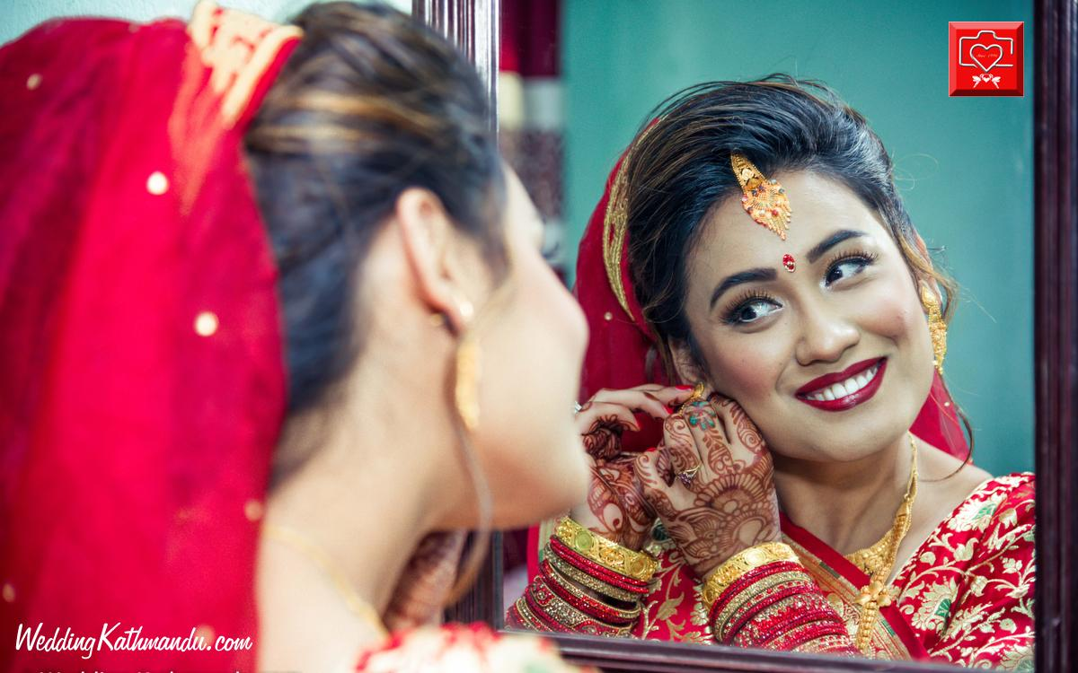 Bride:Sunita Shrestha