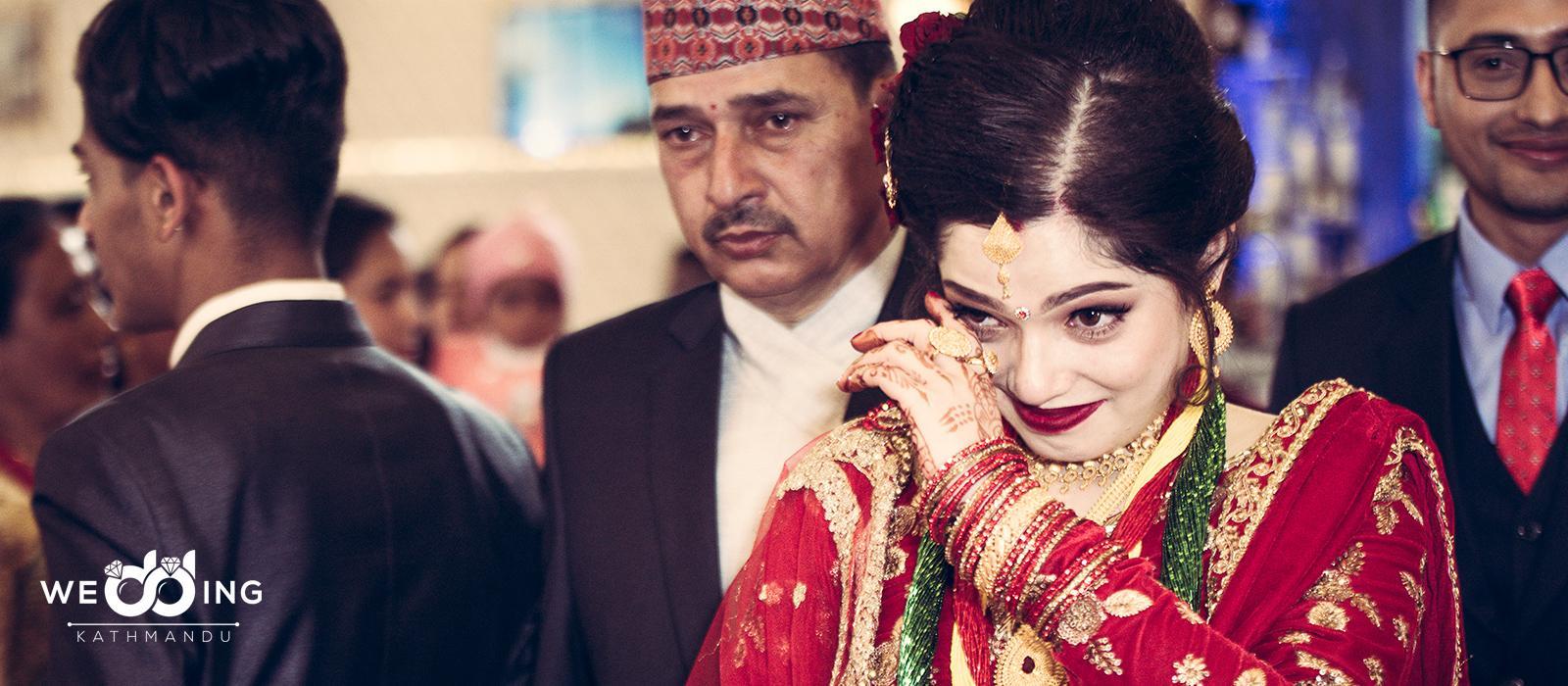 Bride Purnima Acharya