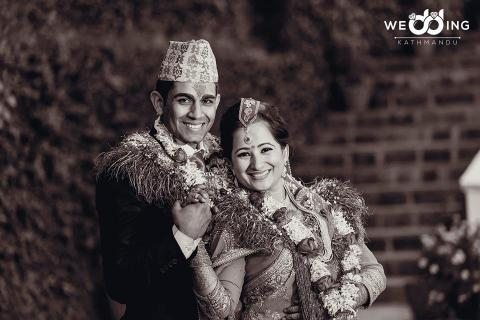Professional Candid Wedding Photography and Videography for a Nepali Wedding