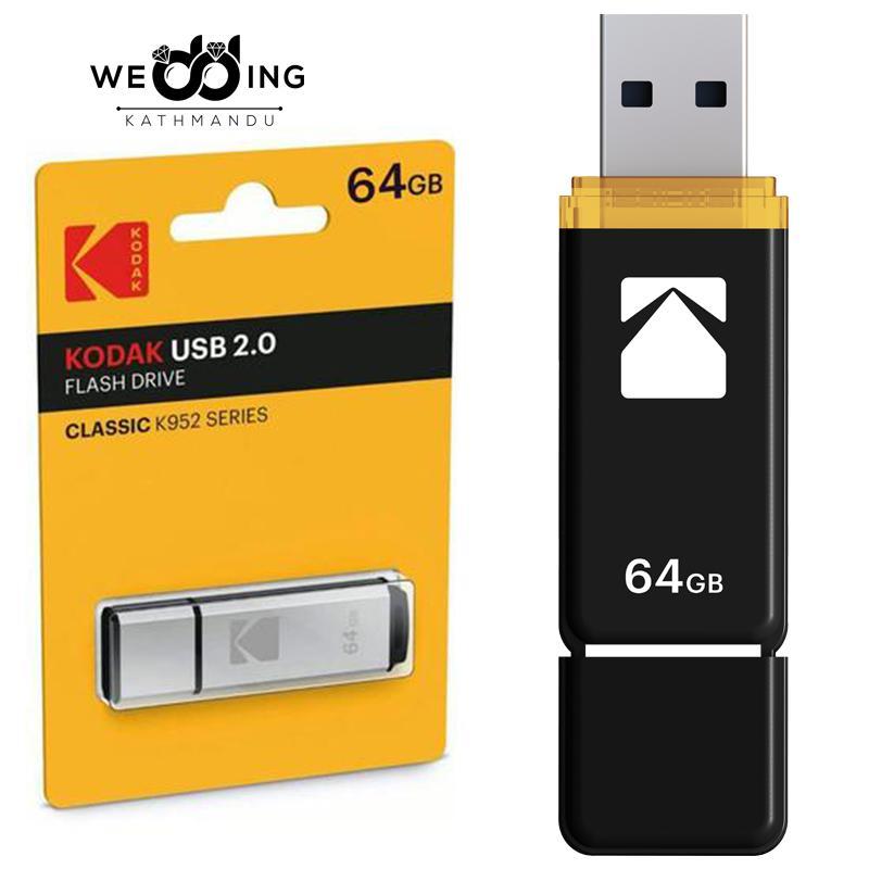 kodak USB Flash Drive 64 gb